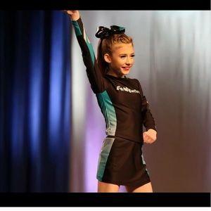 Revolution cheer uniform